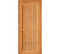 Дверь Вега-19 Т-30 (Све. Орех) ПО СТ-Кризет