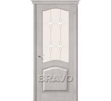 Дверь М7 Т-07 (Белый Воск) ПО СТ-Полимер