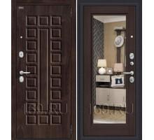 Дверь мет ДС Porta S-51П61 (Урбан)28Wenge Ver 88/98 пр. лев.
