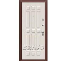 Дверь мет Оптим Старт бел. дуб 205*86,96 лев, пр.
