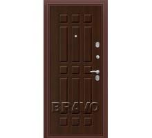 Дверь мет Оптим Старт венге 205*86,96 лев, пр.