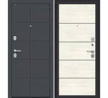 Дверь мет ДС Porta S-3 10/П50 Graphite Pro/Nordic