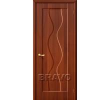 Дверь Вираж ПГ глухая итальянский орех Ковров