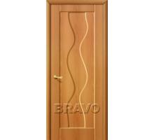Дверь Вираж ПГ глухая миланский орех Ковров