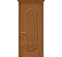 Дверь Аура Орех Ф-11 ПГ Ковров
