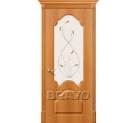 Дверь Скинни-33 П-32 (МиланОрех) ПО Ковров
