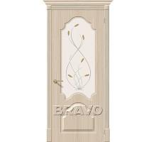 Дверь Скинни-33 П-30 (БелДуб) White О