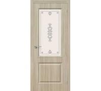 Дверь Скинни-13 П-34 Шимо Светлый ПО