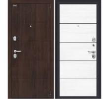Дверь мет ДС Porta S 4.П50 Almon 28 / Snow Veralinga