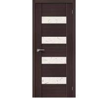 Дверь ЭКО VM4  Wenge Veralinga Silver Art