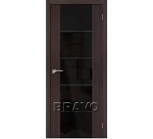 Дверь ЭКО V4 Wenge Veralinga Black Star