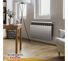 Радиатор Royal Thermo Biliner Silver Satin 500/4 секции Россия