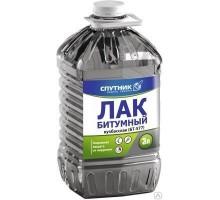 Лак битумный 1кг Ижсинтез/Спутник