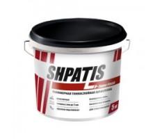 Шпаклевка SHPATIS тонкослойная 5кг ведро Ижсинтез