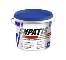 Шпаклевка SHPATIS влагостойкая 5кг ведро Ижсинтез
