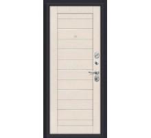Дверь мет Оптим Сканди П-37  Cappuccino Soft