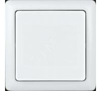 Выключатель 1СП б/п 10А IP20 ВС10-1-0-КБ белый Кварта IEK