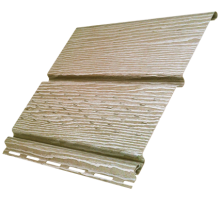 Софит Timberblock Дуб Натуральный частичная перфорация 0,23*3,4м  Ю-Пласт