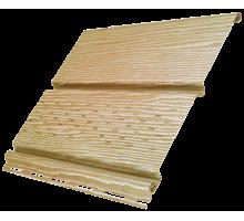 Софит Timberblock Дуб Золотой частично перфорированный 0,23*3,4м  Ю-Пласт