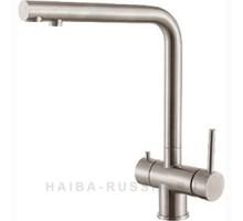 Смеситель для кухни с фильтром Haiba HB70304-1