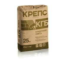 Клей для ячеистых блоков Крепс КГБ 25кг