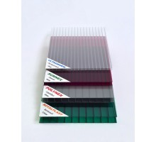Поликарбонат прозрачный POLYNEX 6000*2100*6мм плотн 0,94 Plastilux