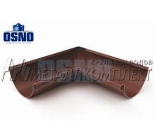 Желоб 3м Шоколад 125*90мм OSNO Металлкомплект