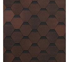 Черепица Оптима Красный Технониколь 3м2