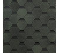 Черепица Оптима Зеленый Технониколь 3м2