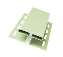 Н профиль зеленый 3,05м Ю-пласт