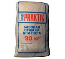 Стяжка Базовая М 200 30кг Praktik Бергауф