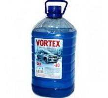 Жидкость для бачка омывателя VORTEX до -30 5л