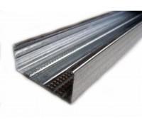 Профиль 60*27 0,6 ТОЛСТЫЙ по типу KNAUF потолочный 3м