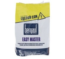 Раствор ремон. цементный Easy Master 5 кг Bergauf