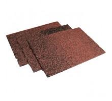Конек-карниз Шинглас коричневый 3м2(12 гонтов)