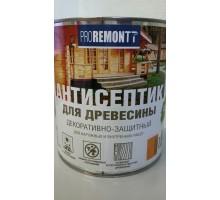 Деревозащитное средство Proremontt бесцветный 0,8 л